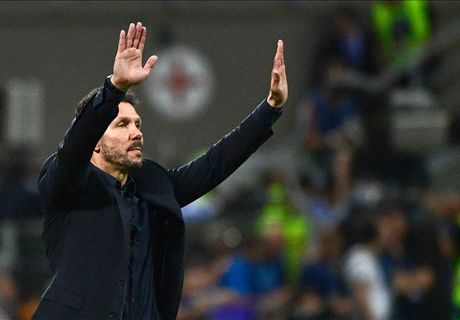 Simeone's soldiers will battle back