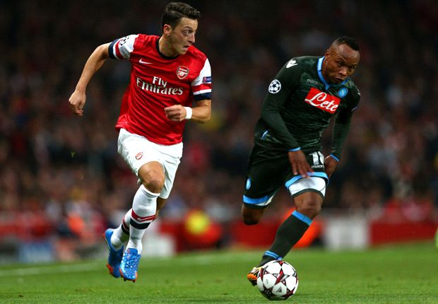 Mesut Ozil can lead Arsenal past West Brom