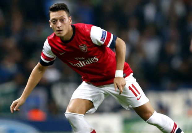 Arsenal will continue to improve, insists Ozil