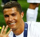Ronaldo wins Best Player in Europe award