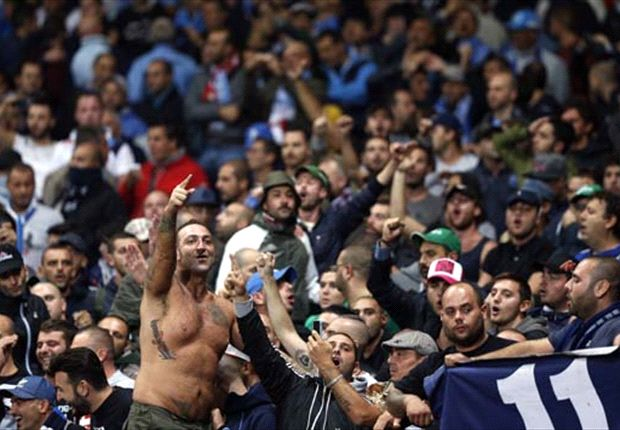 Napoli fan attack on busy Arsenal pie shop leaves man hospitalized