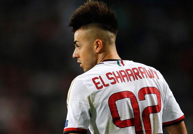 Stephan El Shaarawy scalda i motori