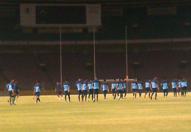 Skuat timnas U-19 akan dikurangi menjelang pertandingan kualifikasi Piala Asia 2014