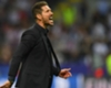 Simeone rues Atletico 'failure'