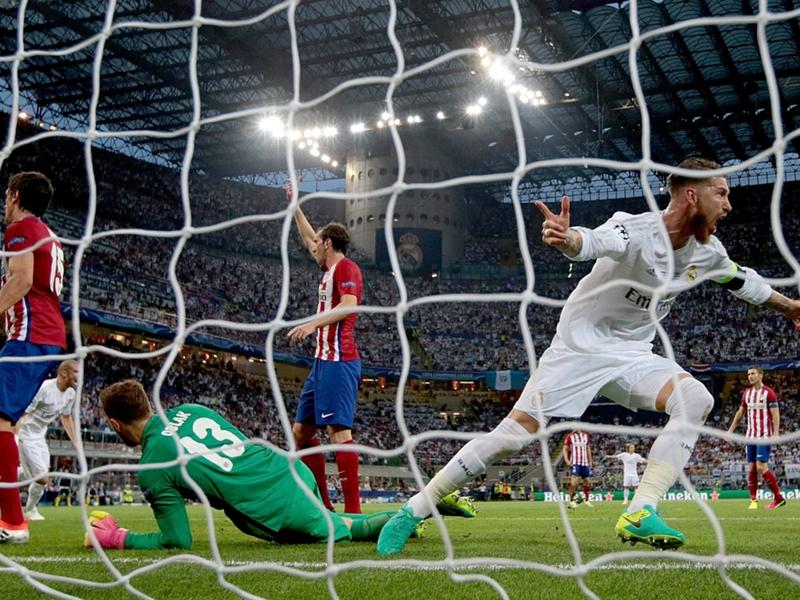 Incubo finale di Champions sull'Atletico Madrid: ancora in vendita le magliette