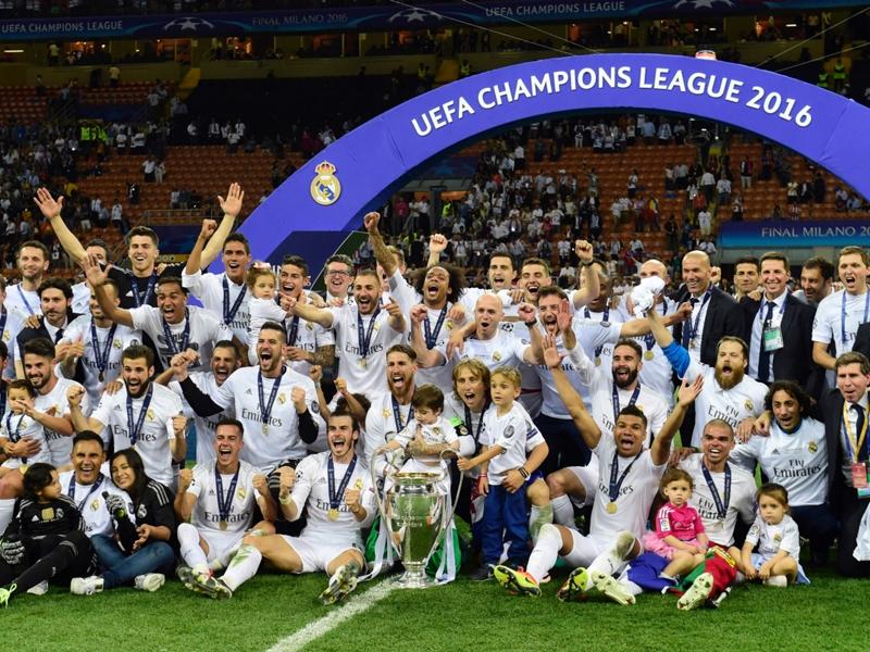 Real Madrid Campione d'Europa, anche il Barcellona si inchina: Complimenti