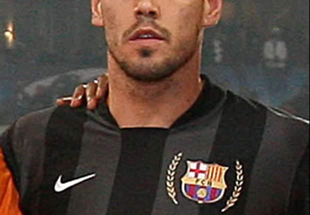 Victor Valdes Berharap Barcelona Boyong Nemanja Vidic