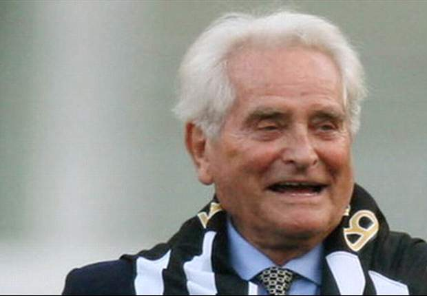 Boniperti: Juventus too weak to win Champions League