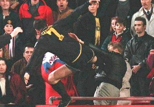 Cantona 'kung fu kicked coffee table' after Manchester City title win - report