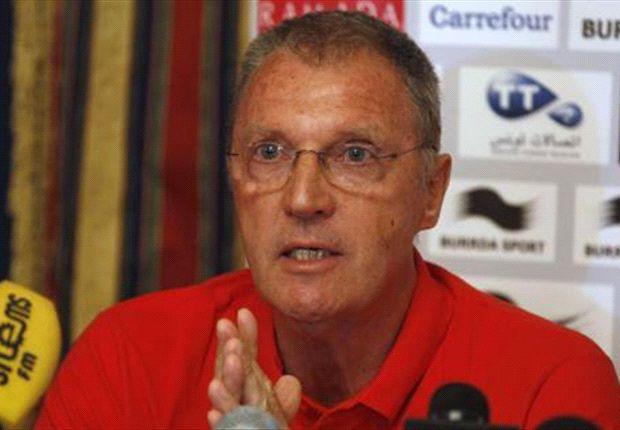 Will mit Tunesien zur WM: Trainer Ruud Krol