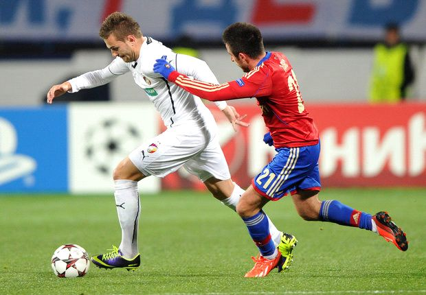 CSKA Moscow 3-2 Viktoria Plzen: Home side takes win in five-goal thriller