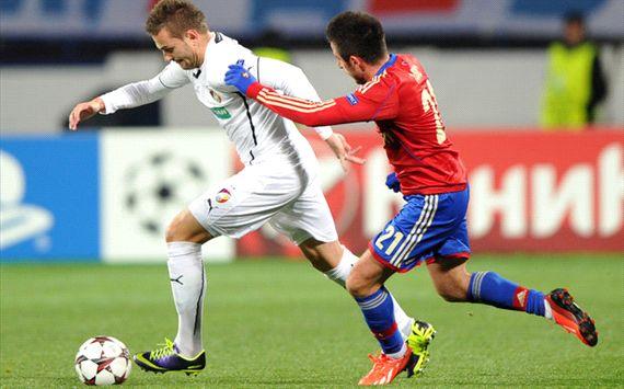 Viktoria Plzen vs CSKA Moskva