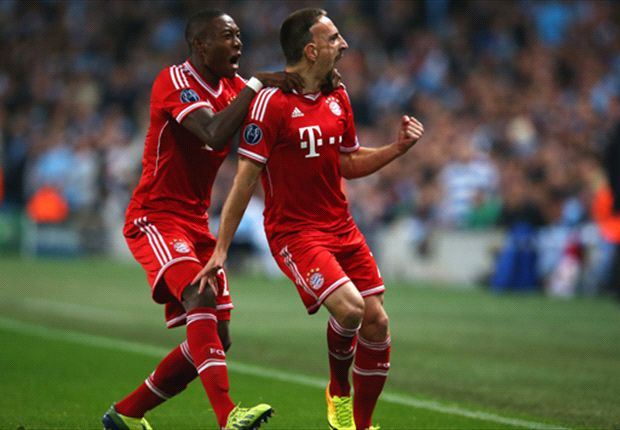 Alaba backs 'fantastic' Ribery to shine against Real Madrid