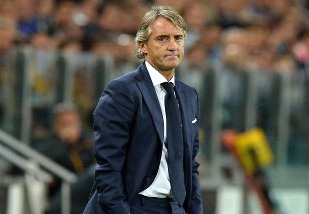 Mancini slams 'strange' Juve penalty decision