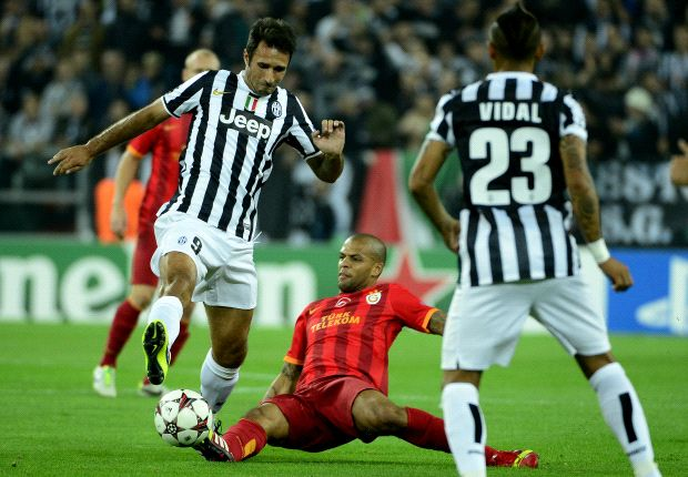 Melo: Galatasaray will eliminate Juventus