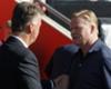 Koeman: United don't deserve FA Cup trophy after sacking Van Gaal