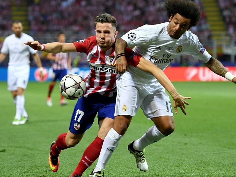 """Atletico Madrid, Saul Niguez : """"Modric est le meilleur joueur du Real Madrid"""""""