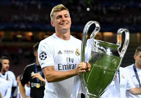 RUMOURS: Man City stall on Kroos