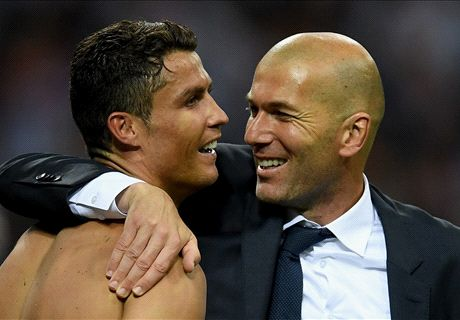Undecima only the beginning for Zidane