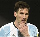 Messi on the mend, say Argentina