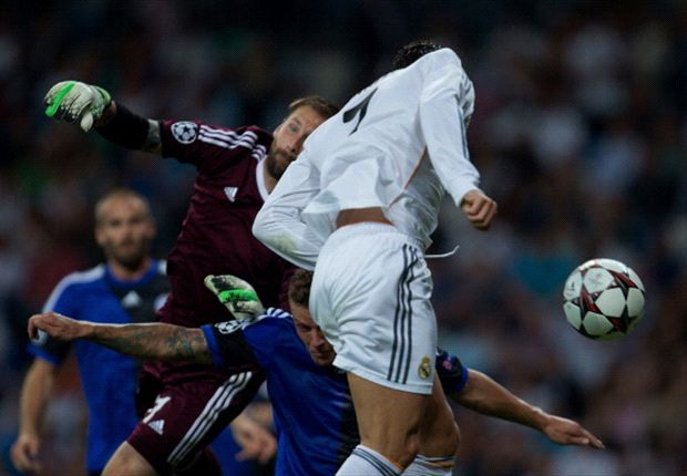 Real Madrid 4-0 Copenhagen: Ronaldo & Di Maria doubles seal simple win