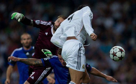 Kobenhavn vs Real Madrid