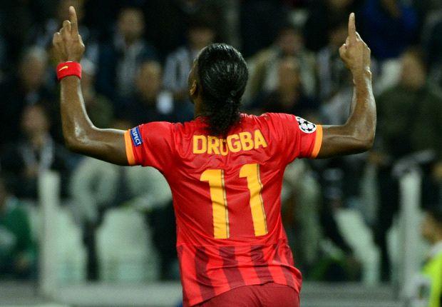 Und wieder macht er sein Tor für Galatasaray - Didier Drogba