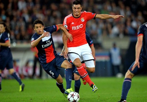 Benfica-Paris Saint-Germain Preview: Cardozo remains a doubt for must-win clash with Blanc's boys