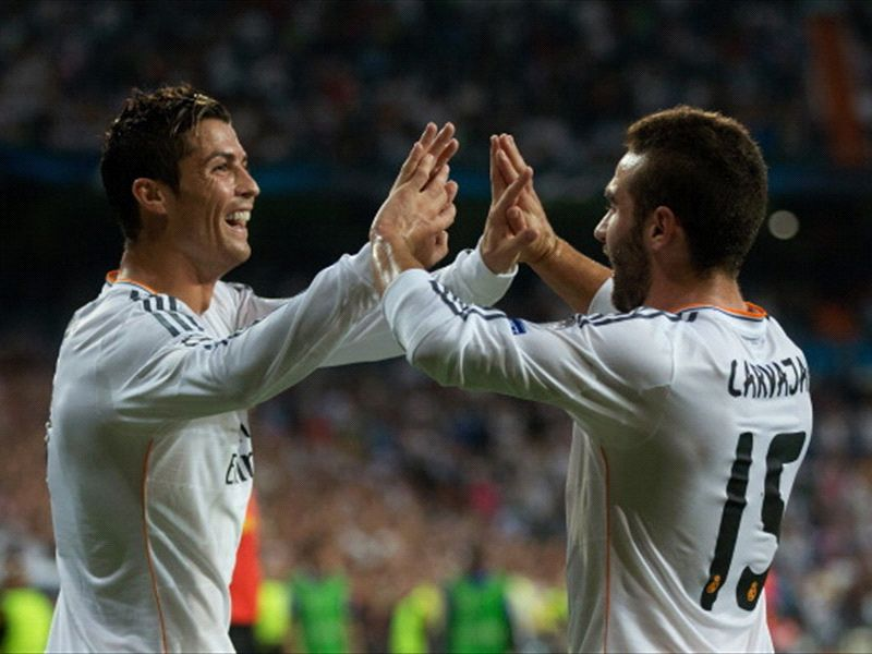 Real Madrid, Ronaldo et Carvajal pourraient rater le match face à l'Atlético