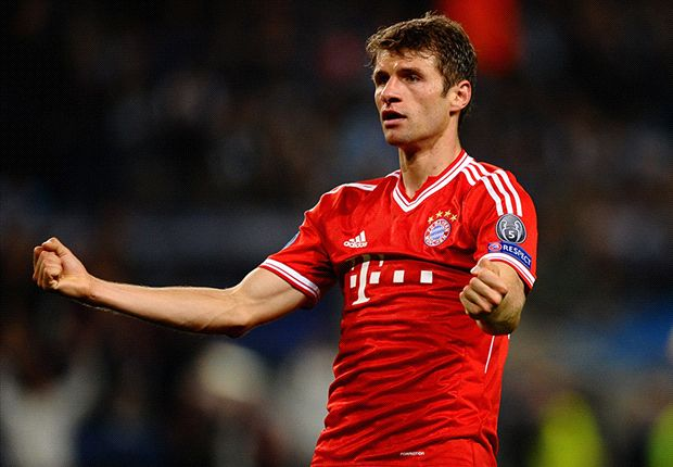 Muller: I am not leaving Bayern