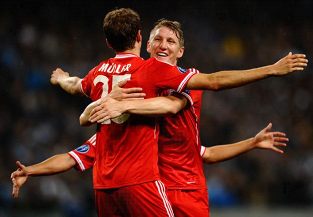 Manchester City 1-3 Bayern Munich: Robben & Ribery combine to crush Pellegrini's men