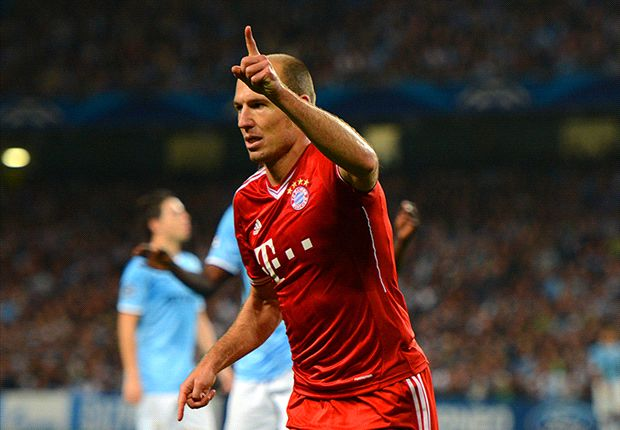 Robben: Bayern are not Barcelona 2.0