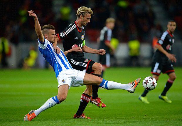 Jens Hegeler hält Bayer Leverkusen im Millionenspiel Champions League