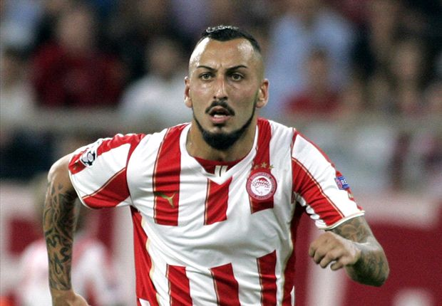 'Do not expect consistency' - meet new Fulham star Kostas Mitroglou