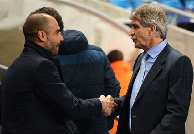 Guardiola 'overjoyed' by Manchester City mauling