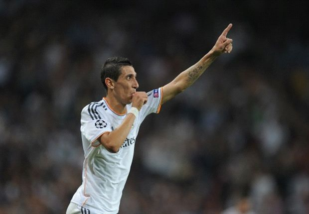 Di Maria: Ancelotti believes in me