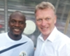 I want to play for Moyes - Kaita