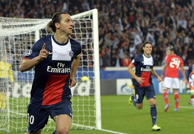 Olympique de Marseille 1-2 Paris Saint-Germain: Ibrahimovic penalty gives 10-man Parisiens three precious points