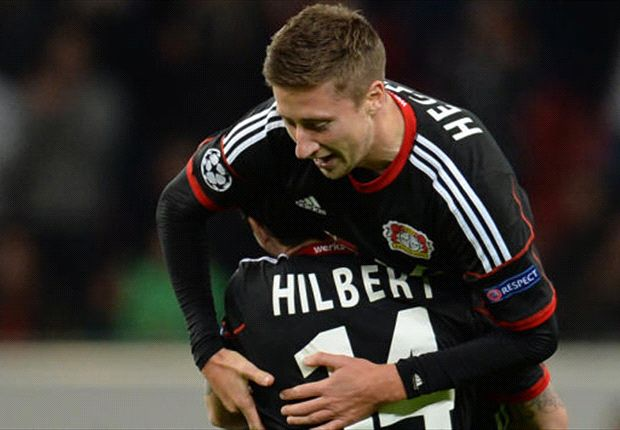 'Kiessling told me to cross it' - Hegeler revels in last-minute winner