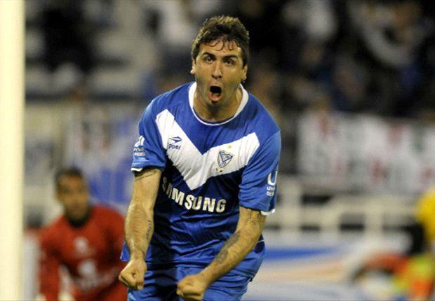 Pratto, de 26 años, tendría intenciones de emigrar de Vélez.