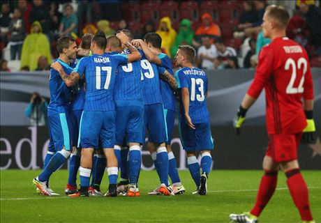 RATINGS: Hamsik the hero for Slovakia