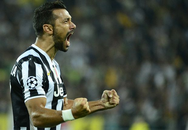 Quagliarella tight-lipped on new Juventus deal