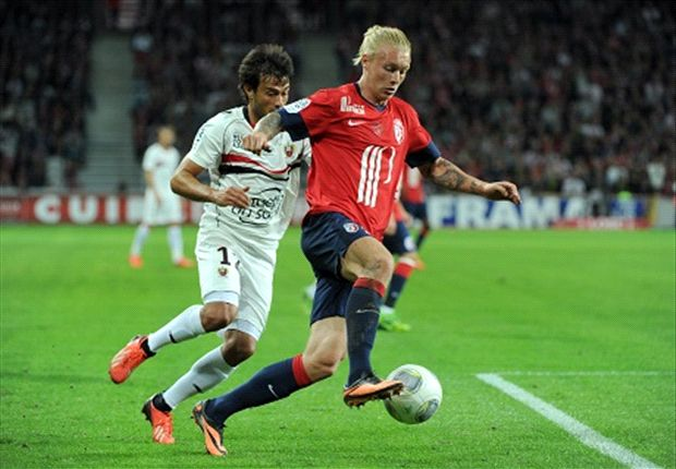 Lille's target is a Champions League spot - Kjaer