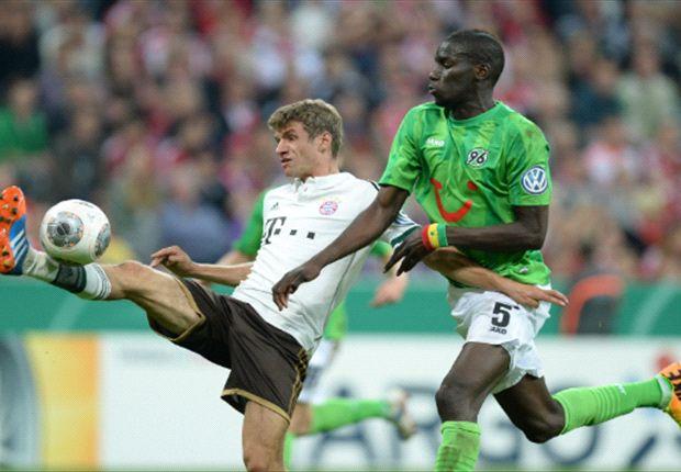 Muller es uno de los pilares del Bayern de Guardiola.
