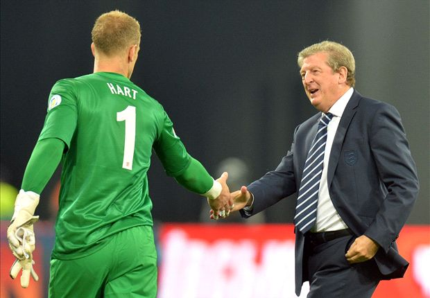 England boss Hodgson backs under-fire Hart