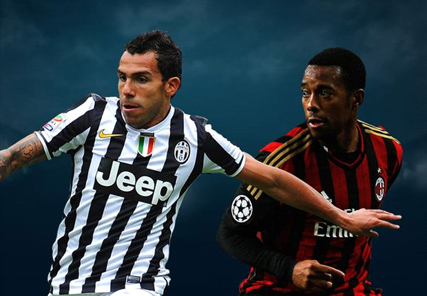 Juventus-AC Milan Betting Preview: Expect attacking absentees to ensure a game of few goals