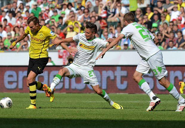 Monchengladbach-Dortmund Preview: Klopp's men hoping to keep Bayern at bay