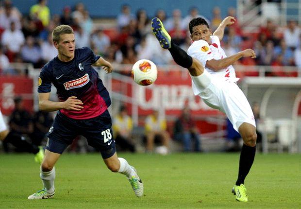 REVIEW Liga Europa Grup G-I: Sevilla Meyakinkan, Lyon Ditahan Imbang