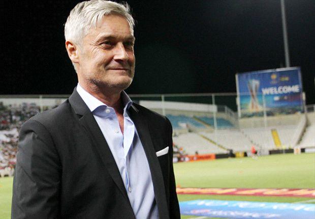 Rotiert sich Eintracht-Coach Armin Veh ins Glück?