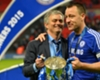 Terry backs Mou for Man Utd success